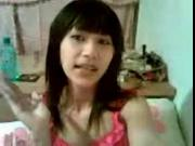 Cute Amateur Chinese Wife