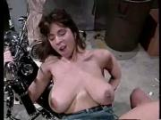 Christy Canyon fucking on a motorbike