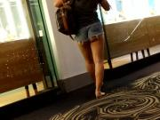 Bare Candid Legs - BCL#173