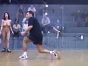 Public Nudity Racquetball