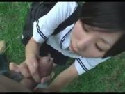 JAPAN School uniform outdoor 01