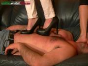 The Plumber- Multi Barefoot Trampling