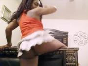 Ebony Twerking