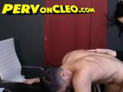Lance Hart is A Fuck Slave For Cleo FEMDOM PEGGING STRAP-ON