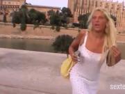 Traumfrau in Palma - Deutschlandporno!
