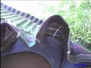 colegialas - filmada por debajo de la falda - upskirts