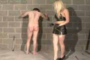 Hard and cruel Whipping