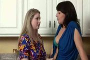 Beautiful Lesbians Make Passionate Love - Sunny & Penny