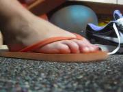 Pretty Girl Feet