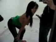Asian blow job