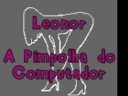 Leonor na webcam