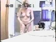 Teen cutie undressing