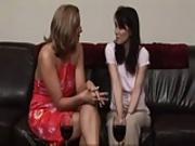 Sensual Lesbian Initiation...F70