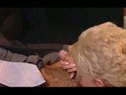 Blonde Black Nylons (TheNylonLover)