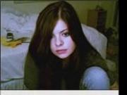 Teenage whore on webcam