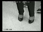 Candid Black Pump Shoe Play
