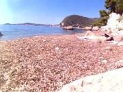 plage nudiste eze sur mer