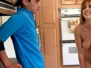 Step Siblings Caught Watch Part2 on CamsMilfClub