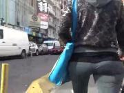 cul de latina dans la rue