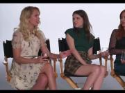 Anna Kendrick Leg Show