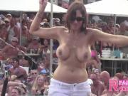 INSANE Naked Slut Contest POOL PARTY KEY WEST Part 2