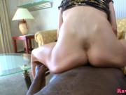 European amateur anal fucked by bbc