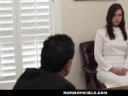 MormonGirlz- Naughty lesbian punished at church