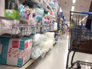 Big Booty In Walmart