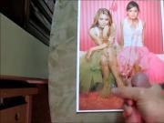 Olsen Twins Cum Tribute 01