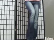 Jerk off to me in my tight jeans JOI