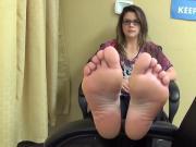 Janell Sweet Soles Feet