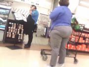 Huge ass bbw grandma!