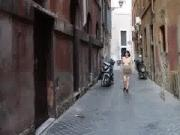 Exib - Topless in Rome