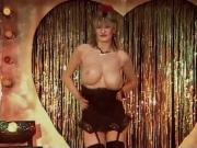 MY SHARONA DQ version - vintage big tits dance striptease