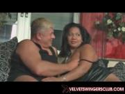 Velvets Swingers Club real amateur mature couples swapping