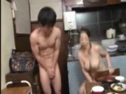 Naked Japanese Mom Big Tits