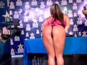 Press Conference Booty Dump.