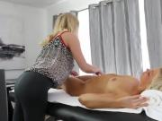 Mom Gives A Sensual Sexy Massage