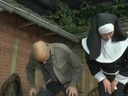 Die Geile Nonne!
