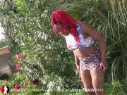 Black Fitness Babe Josy