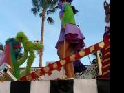 piernas en el carnaval
