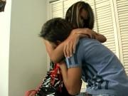 teen ladyboy and boy
