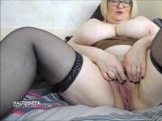 Big tits and pussy play
