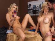 Drilling 2 Blondes