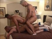 Spandex Sex - The Straight Neighbour