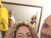 Anastasia Giousef backstage videoclip