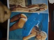 Christina Aguilera Hottest double pic tribute!