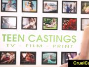 FetishNetwork Eden Sinclair teen casting