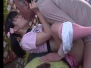 Japanese Daughter Molested in Diff Place 1