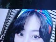 Jihyo Twice cumtribute 2